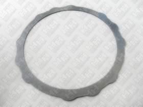 Пластина сепаратора (1 компл./1-4 шт.) для колесный экскаватор DAEWOO-DOOSAN S180W-V (113365, 352-00014)