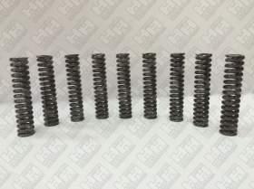 Комплект пружинок (9шт.) для экскаватор гусеничный HITACHI ЕХ450-5 (0451016)