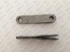 Рычаг шарнира распределительной плиты для экскаватор гусеничный HITACHI ZX240-3 (9724756)