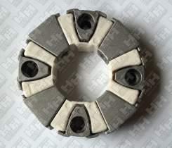 Эластичное соединение (демпфер) для экскаватор гусеничный HITACHI ZX240-3 (4416605, 4463993, 4463994, 4463992)