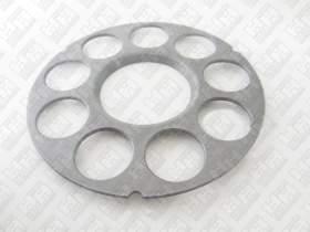Прижимная пластина для колесный экскаватор HYUNDAI R170W-7 (XKAH-00152, XKAY-00534)
