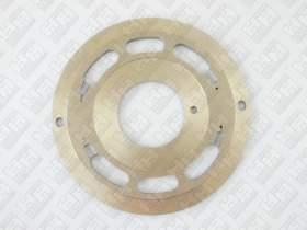 Распределительная плита для гусеничный экскаватор HYUNDAI R180LC-9 (XKAY-01512, 39Q6-11270)