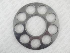 Прижимная пластина для колесный экскаватор HYUNDAI R180W-9 (XKAY-00534, 39Q6-11210)