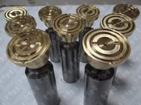Комплект поршней (9шт.) для гусеничный экскаватор HYUNDAI R210LC-9 (XJBN-01032, XJBN-01214, XJBN-01212)