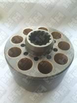 Блок поршней для гусеничный экскаватор HYUNDAI R250LC-9 (XJBN-00067, XJBN-01040, XJBN-01041)