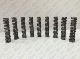 Комплект пружинок (9шт.) для гусеничный экскаватор HYUNDAI R290LC-7H (XKAH-00222)